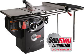 SawStop Tablesaw