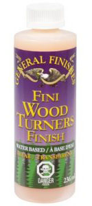 General Water-based Wood Turner's Finish